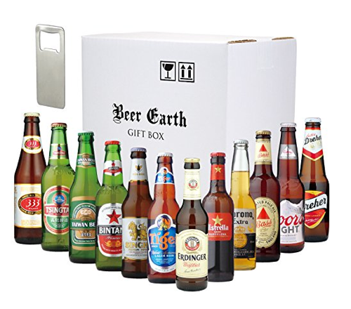 世界のビール 飲み比べ