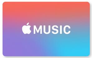 Apple Musicカード