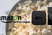 amazonビデオAppleTV