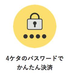 ネットワーク暗証番号