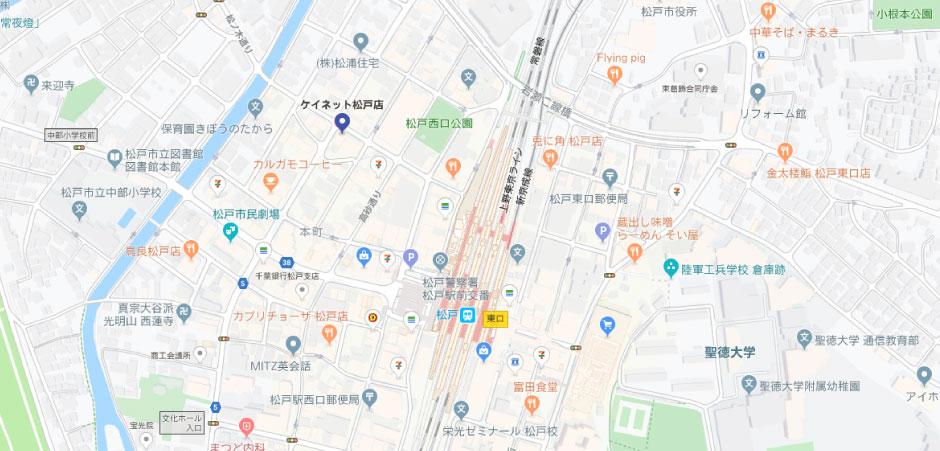 千葉県のK-NET