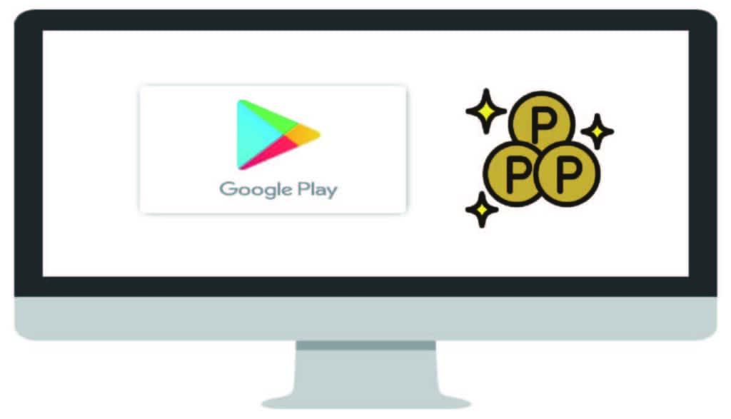 Google playポイント